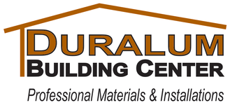 Duralum Building Center Logo and Link